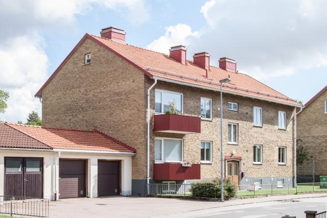 Lägenheter på Frögatan i Halmstad